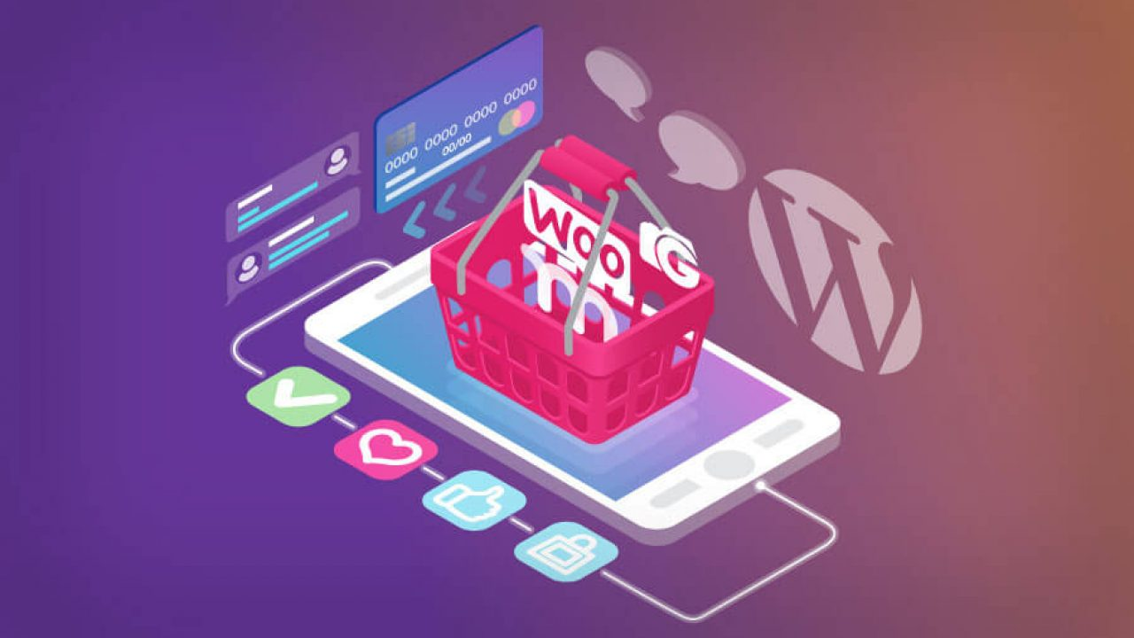 WordPress com Loja Virtual Woocommerce