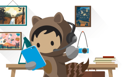 Salesforce integrando com o Skype Bot